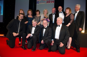 Wrekin Housing Group at the UK Housing Awards